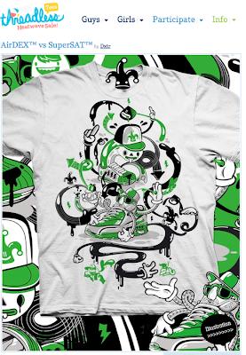 T-Shirts Bubble Letters 2
