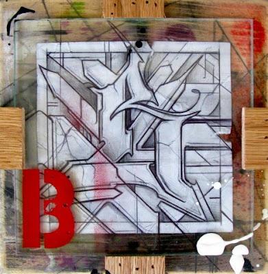 Modern graffiti letters7