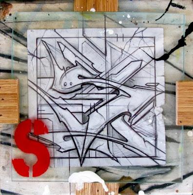 Modern graffiti letters5