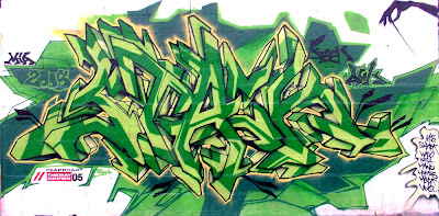 best graffiti letters, naturally