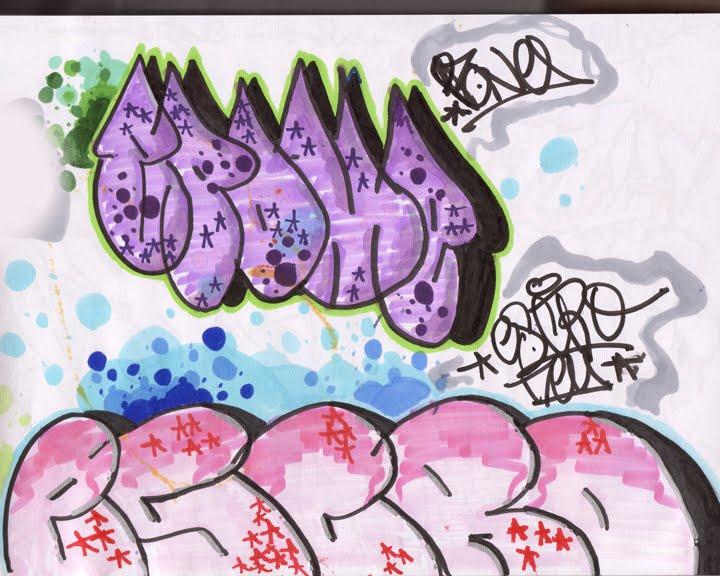 Alphabet Bubble Letters Graffiti | Myblog's Blog