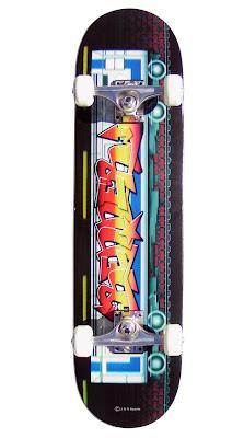 gaffiti skateboard