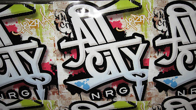 allcity graffiti alphabets