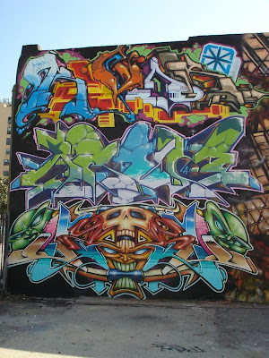 art graffiti alphabets skull design