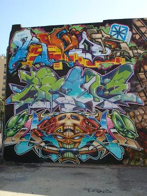 art graffiti alphabets skull design