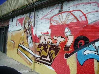 Tom & Jerry & Graffiti Alphabets7