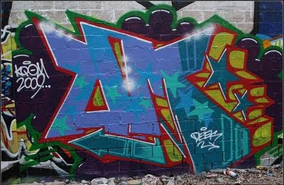 tag graffiti alphabet2