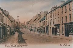 Ballymoney N.I where I am from