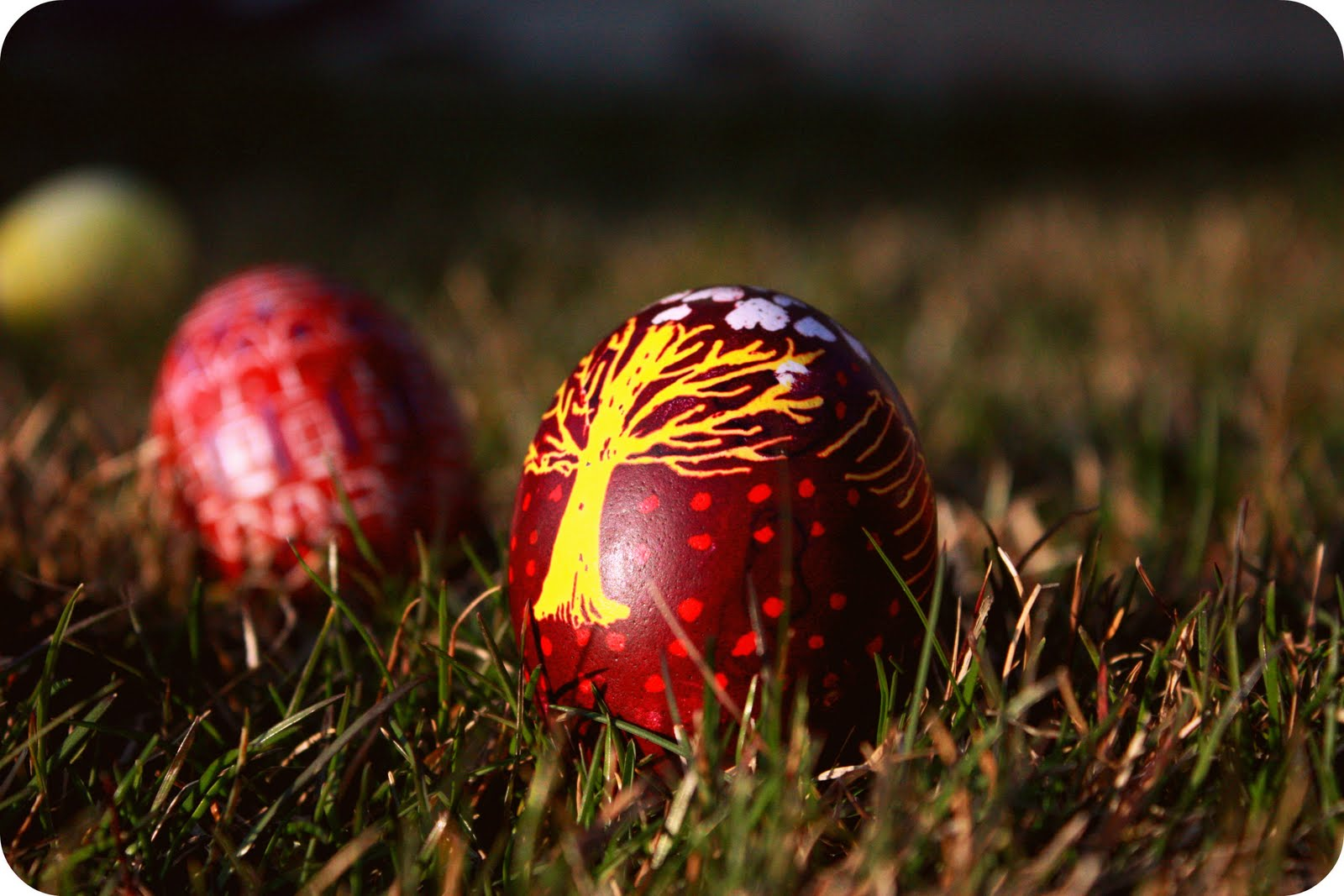 How To Make Ukrainian Easter Eggs