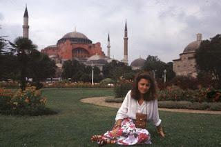 Mochilando por el mundo estambul turqu a agosto 89 for Oficina turismo turquia
