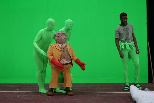 Coma Novel Green Screen Actors