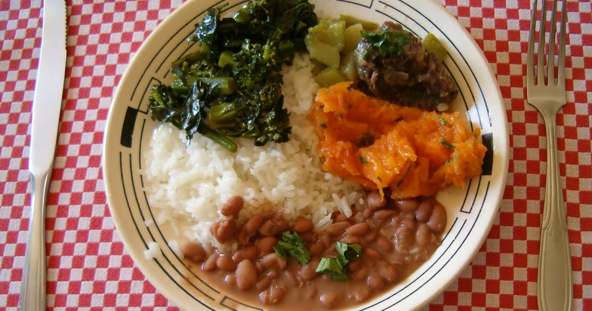 Authentic brazilian cuisine the rice and beans of for Authentic brazilian cuisine