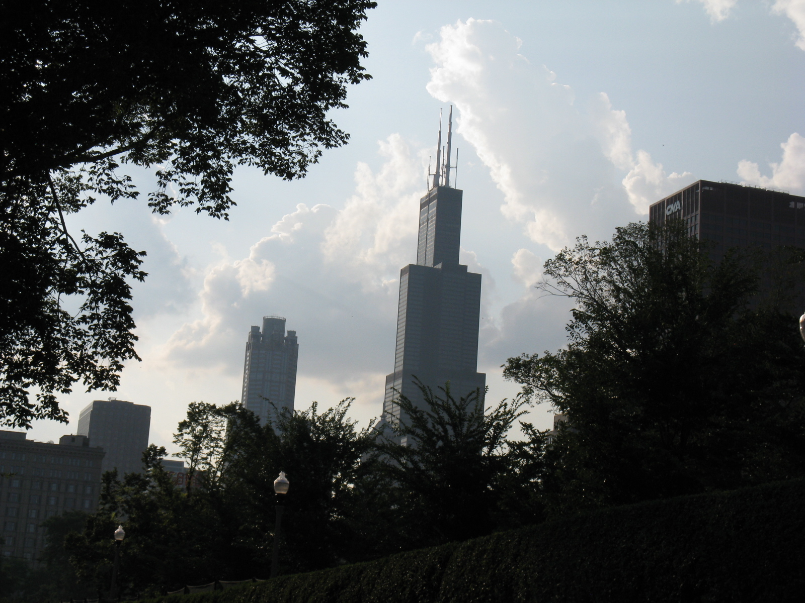 Chicago Photos Willis Tower Formerly Named Sears Tower