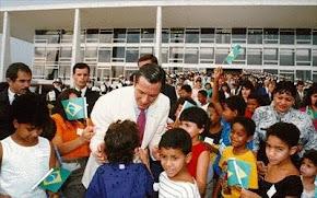Fotos: Presidência 1990 a 1992
