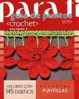 Puntillas En Crochet
