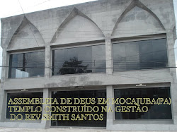 Templo Central Da A.D Em Mocajuba(Pa)