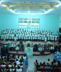 A.D Em Mocajuba(Pará) Igreja Pastoreada Por 5 Anos Pelo Pr.Smith
