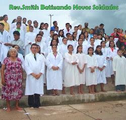 Pr.Smith Um Ministério Aprovado Pelo Crescimento Da Igreja