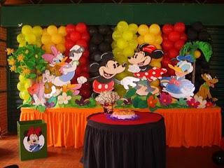 Fiestas infantiles baby kids todo para la decoraci n de - Todo para tu fiesta infantil ...