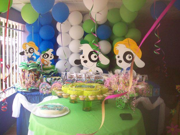 Todo para una fiesta infantil otoo infantil dale la - Todo para tu fiesta infantil ...