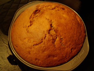 Banana Cake - Scrumptiously Fit Food