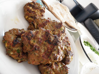 Lamb Kofta - Scrumptiously Fit Food