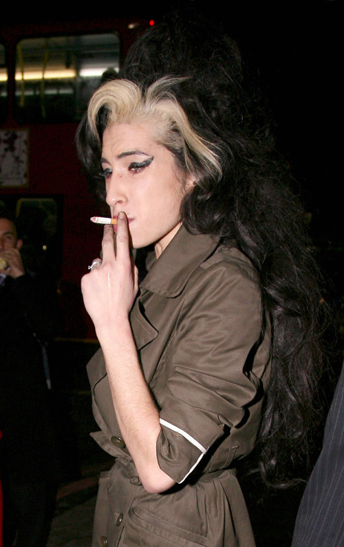 Amy Winehouse-