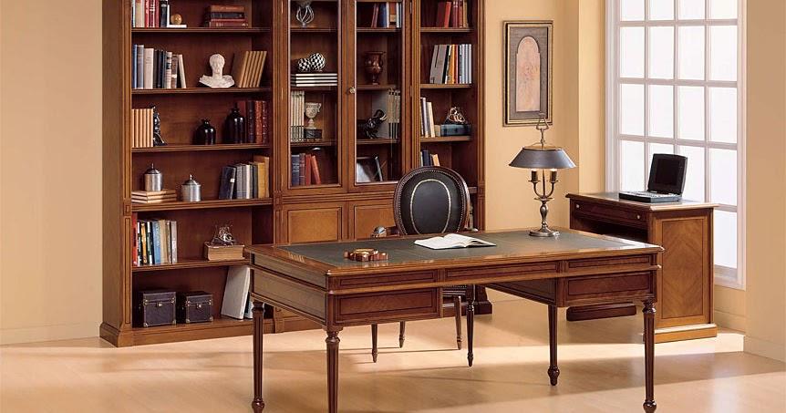 3 escritorios 3 estilos for Muebles despacho baratos