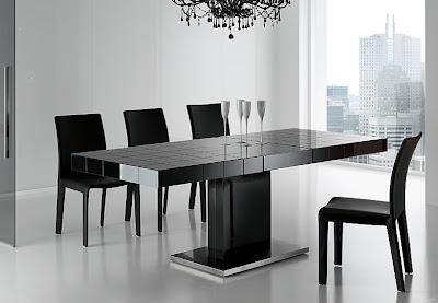 Muebles de comedor por la decoradora experta febrero 2010 for Mesas comedor diseno moderno