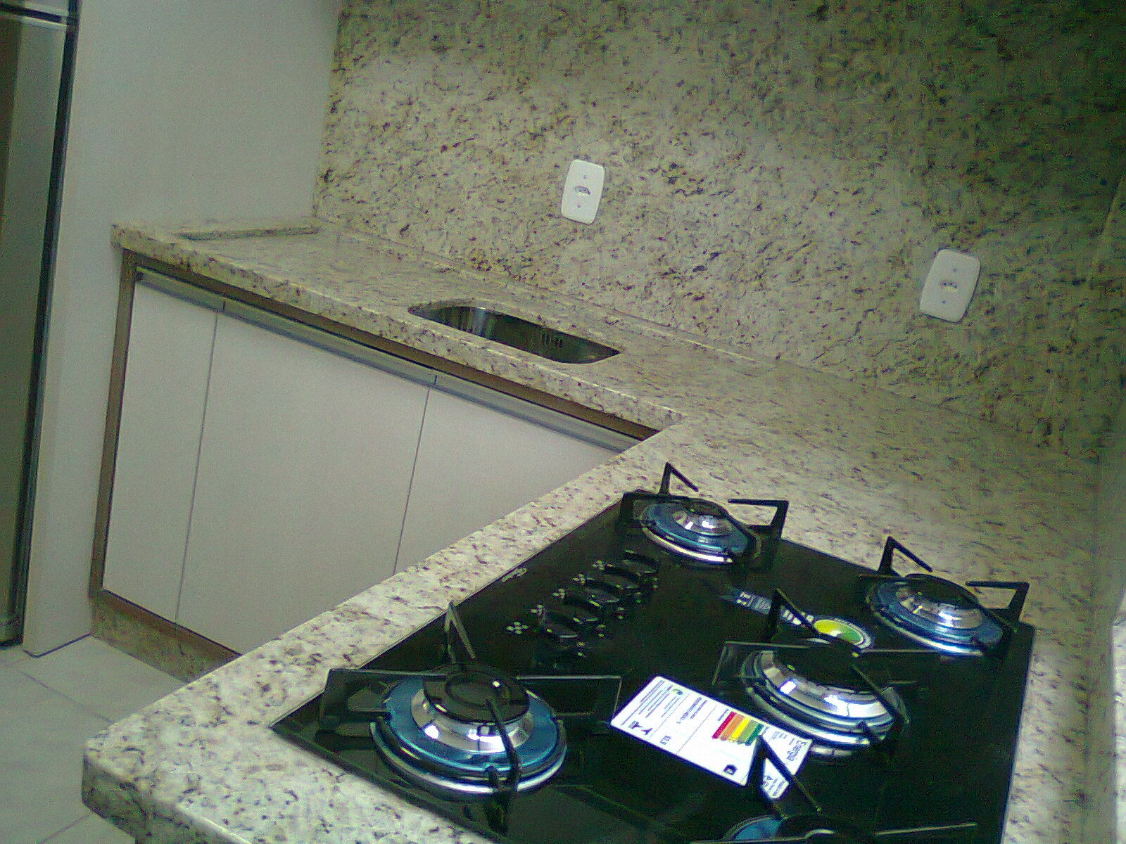#2A4066 Granitos e Mármores: Cozinhas em Granito 1600x1200 px Bancada De Granito Para Cozinha Americana Preço_2423 Imagens