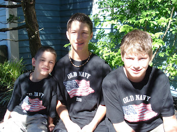 Ryan, Kyle and Dylan
