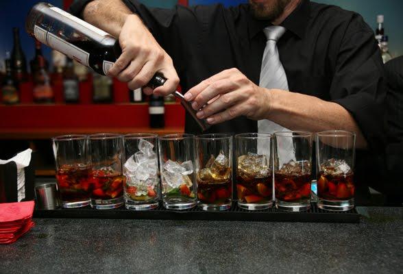 bartenders guide