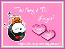 Mimo que me entrgo Adrbel una querida amiga del blog http://azucarmarron.blogspot.com/