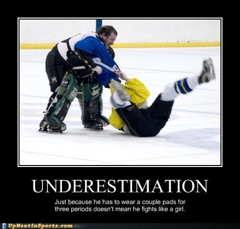 i love goalies a couple of goalie funnies