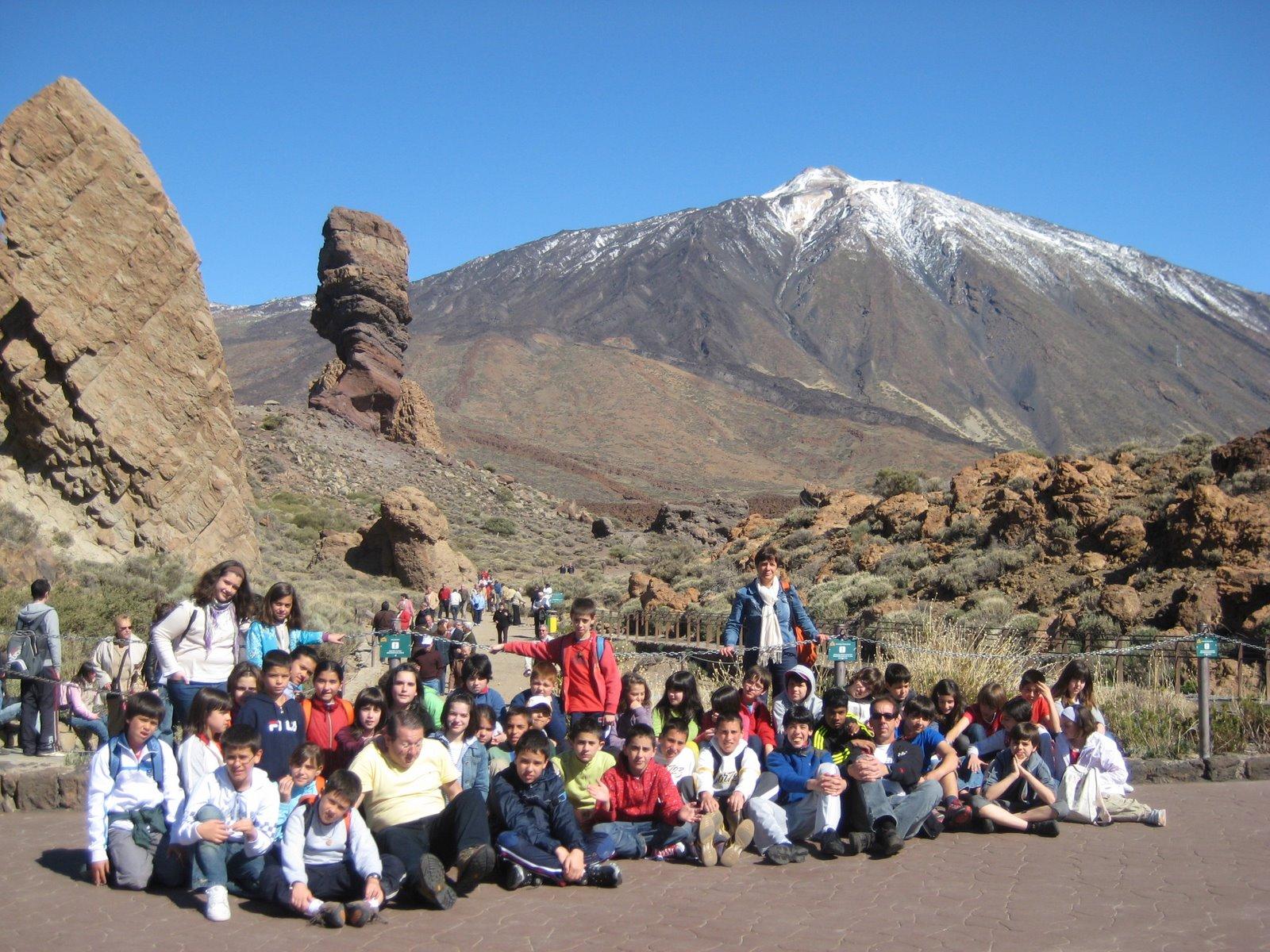 Escuelas Viajeras Tenerife