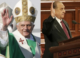 papal infallibility examples