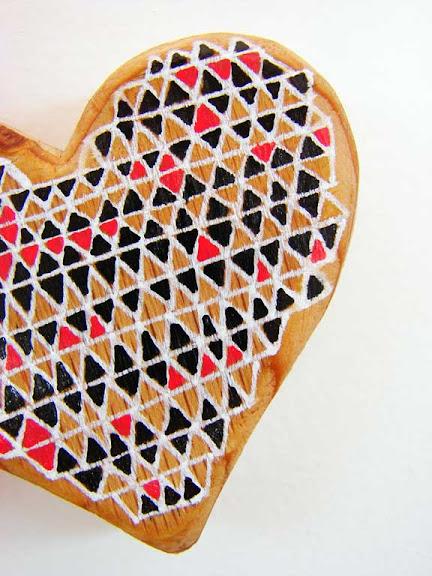 handmade valentine