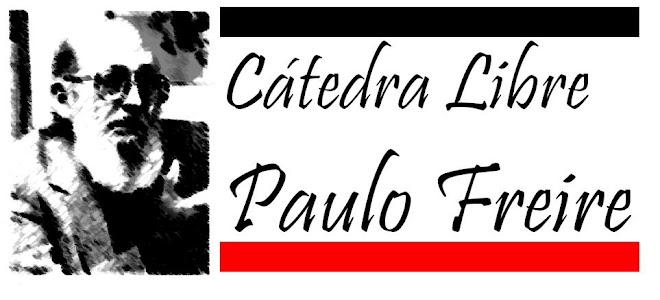 Cátedra Libre Paulo Freire