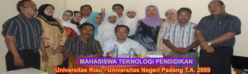 Mahasiswa Teknologi Pendidikan