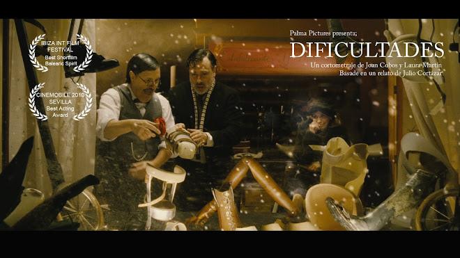 DIFICULTADES - Un corto de Joan Cobos y Laura Martín