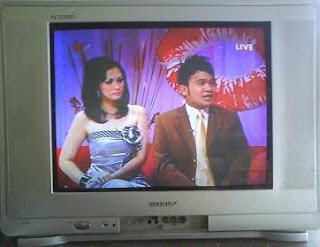 """TV SHARP 21"""" type 51WF200"""