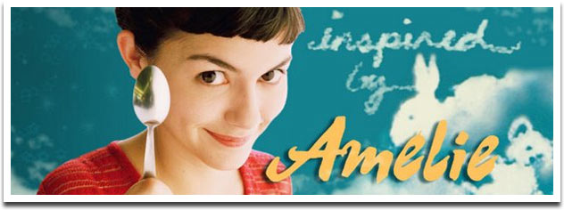 Inspired by Amelie