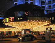. Street Experience. When we were there, we saw and heard The Doors music . (firefly restaurant at the plaza edit)