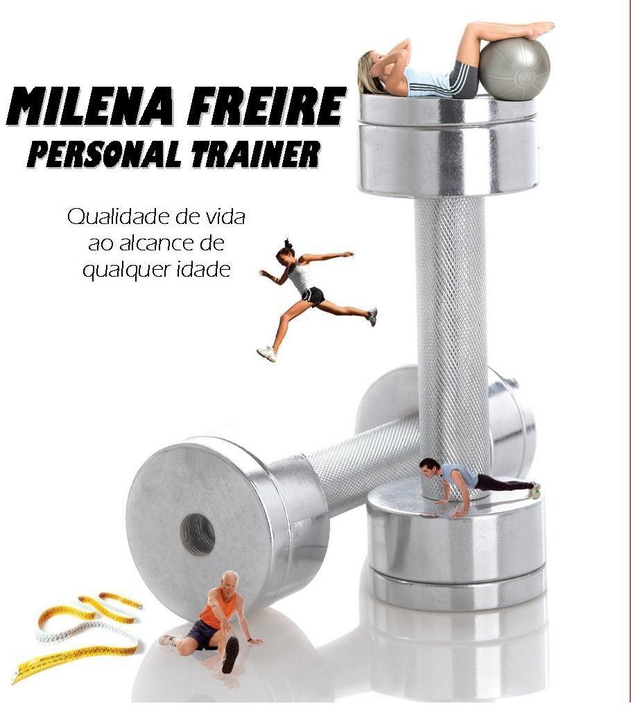 Milena Freire  Personal Trainer