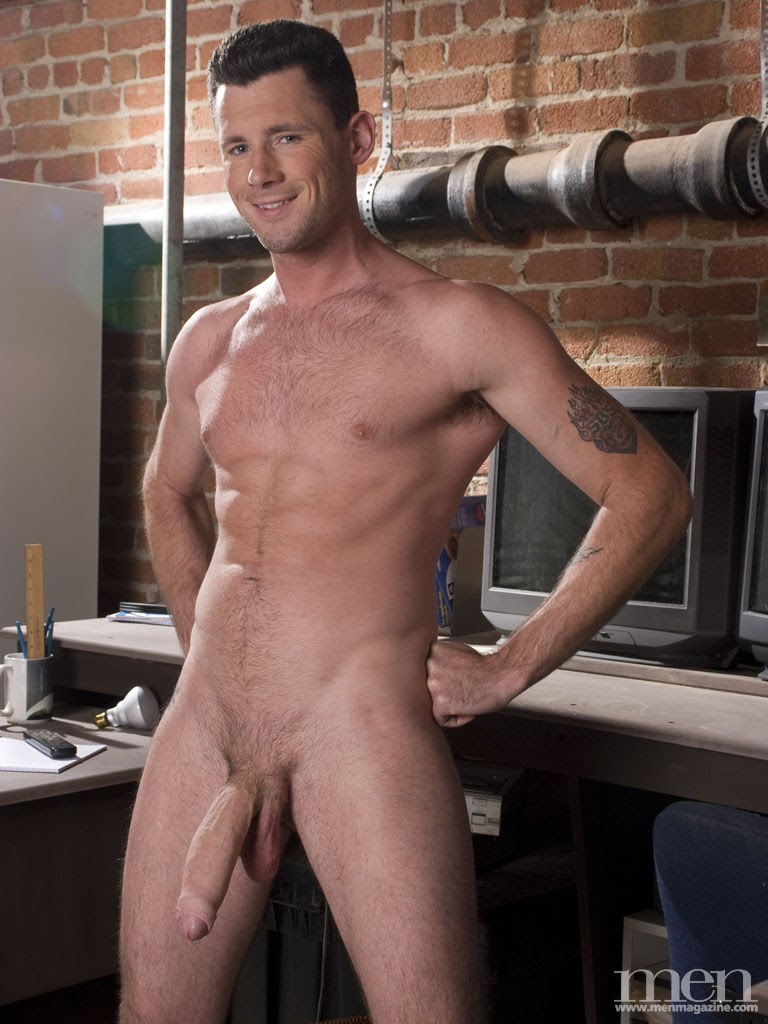 from Greyson gay uncut porn