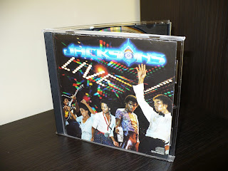 The Jacksons Live EGK 37545 DIDP 070171 case