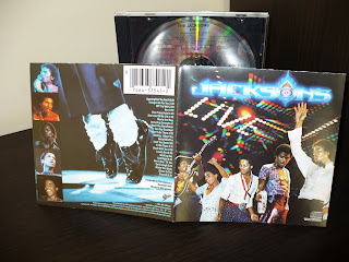 The Jacksons Live EGK 37545 DIDP 070171 booklet