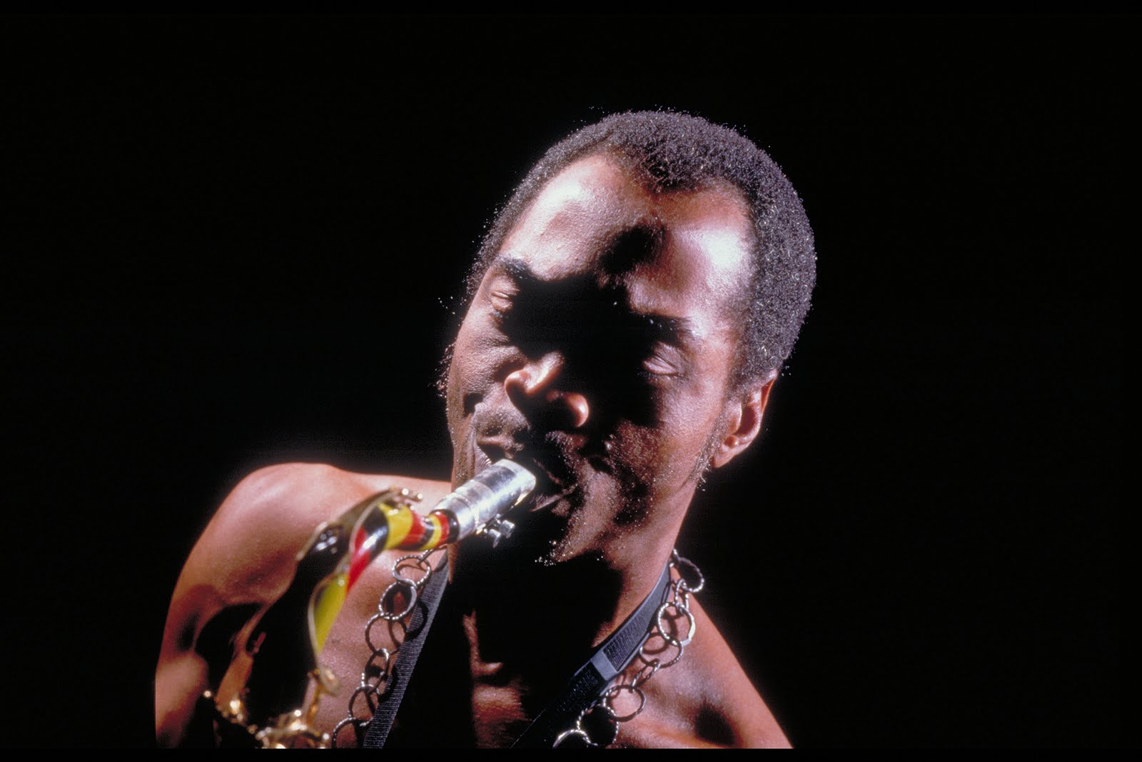 Fela - Suffering and Smiling