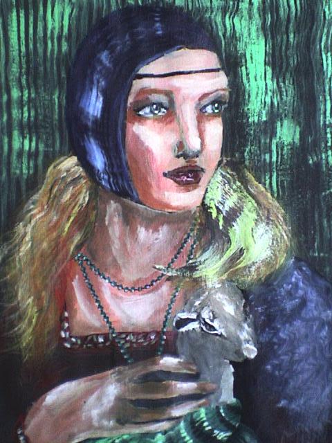 leonardo hermelines hölgye átalakítva:P