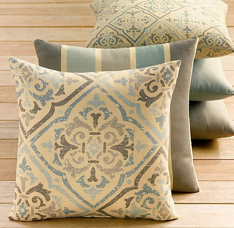 Sale: Outdoor Pillows! Posted On: Monday, July 26, 2010